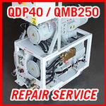 Edwards QDP40 / QMB250 - REPAIR SERVICE