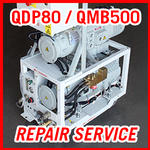 Edwards QDP80 / QMB500 - REPAIR SERVICE