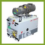 Edwards iQDP40 / QMB500 Vacuum Blower System - REBUILT
