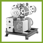 Leybold RUTA W 251 / SV100 Vacuum Pump System - REBUILT