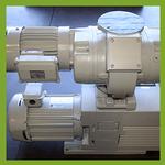 Leybold RUTA W 501 / D40B Vacuum Pump System - REBUILT
