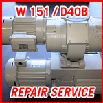Leybold W 151 / D40B - REPAIR SERVICE