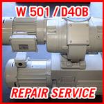 Leybold W 501 / D40B - REPAIR SERVICE