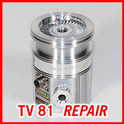 Varian V81 - REPAIR SERVICE