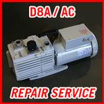 Leybold D8A / D8AC - REPAIR SERVICE