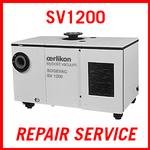 Leybold SV1200 - REPAIR SERVICE