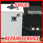 Leybold SV630 / SV630F - REPAIR SERVICE