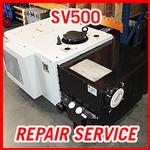 Leybold SV500 - REPAIR SERVICE