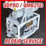 Edwards QDP80 / QMB250 - REPAIR SERVICE