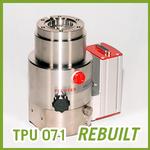 Pfeiffer Balzers TPU 071 Turbomolecular Vacuum Pump - REBUILT