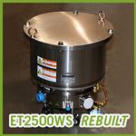 EBARA ET2500WS Turbomolecular Vacuum Pump - REBUILT