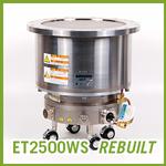 EBARA ET2500WS Turbo Vacuum Pump - REBUILT