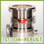 Osaka TG1103M Turbo Vacuum Pump - REBUILT