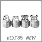 Edwards nEXT85 Compound Turbo Vacuum Pump - NEW