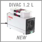 Leybold DIVAC 1.2 L Dry Diaphragm Vacuum Pump - NEW