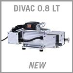 Leybold DIVAC 0.8 LT Dry Diaphragm Vacuum Pump - NEW