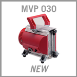 Pfeiffer MVP 030 Dry Diaphragm Vacuum Pump - NEW