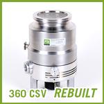 Leybold Vacuum TURBOVAC 360 CSV Turbo Pump - REBUILT