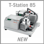 Edwards T-Station 85 Turbo Vacuum Pumping Station - NEW
