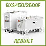 Edwards GXS450/2600F Dry Vacuum Pump - REBUILT