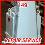 Stokes 149 - REPAIR SERVICE