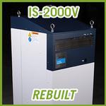 Brooks CTI-Cryogenics IS-2000V Compressor - REBUILT