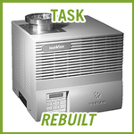 Agilent Varian TASK Turbo Vacuum Pump System - REBUILT