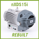 Edwards nXDS15i Dry Scroll Vacuum Pump - REBUILT