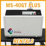 VIC MS-40GT PLUS Helium Leak Detectors - RENTALS