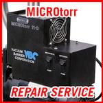 VBC MICROtorr - REPAIR SERVICE