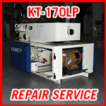 Tuthill KT-170 LP - REPAIR SERVICE