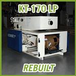 Tuthill Kinney KT-170 LP Rotary Piston Vacuum Pump - REBUILT