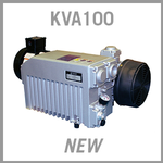 Tuthill Kinney KVA100 Rotary Vane Vacuum Pump - NEW