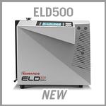 Edwards ELD500 Precision Helium Leak Detector - NEW