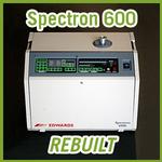 Edwards Spectron 600 Series Helium Leak Detector - REBUILT