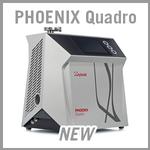 Leybold PHOENIX Quadro, Magno & Vario Helium Leak Detectors - NEW