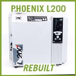 Leybold PHOENIX L200 Dry Helium Leak Detector - REBUILT