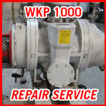 Pfeiffer WKP 1000 - REPAIR SERVICE