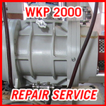 Pfeiffer WKP 2000 - REPAIR SERVICE