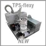 Agilent TPS-flexy Turbo Vacuum Pump System - NEW