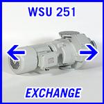 Leybold WSU 251 - EXCHANGE SERVICE