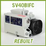 Leybold SOGEVAC SV40BIFC Vacuum Pump - REBUILT