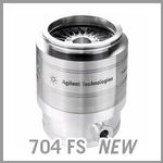 Agilent TwisTorr 704 FS Turbo Vacuum Pump - NEW