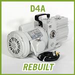 Leybold TRIVAC D4A Vacuum Pump - REBUILT