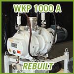 Pfeiffer WKP / Okta 1000 A Vacuum Roots Blower - REBUILT