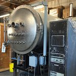 Magnetron Sputtering Vacuum Chamber