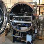 Physical Vapor Deposition (PVD) Vacuum Chamber