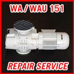 Leybold WA / WAU 151 - REPAIR SERVICE