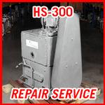 DEKKER HullVac HS-300 - REPAIR SERVICE