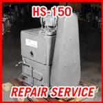 DEKKER HullVac HS-150 - REPAIR SERVICE